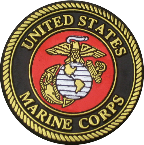 Badge clipart insignia. Marine corps download