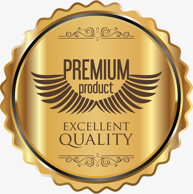 Metal texture quality high. Badge clipart label
