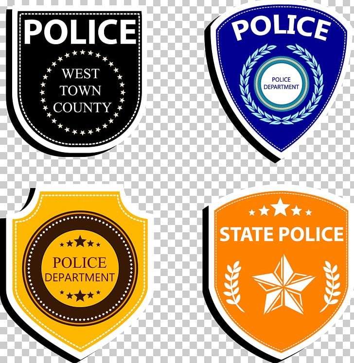 Badge clipart logo. Police officer png anniversary