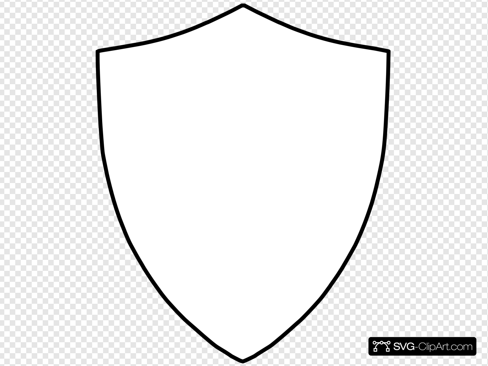 Badge clipart outline. Clip art icon and