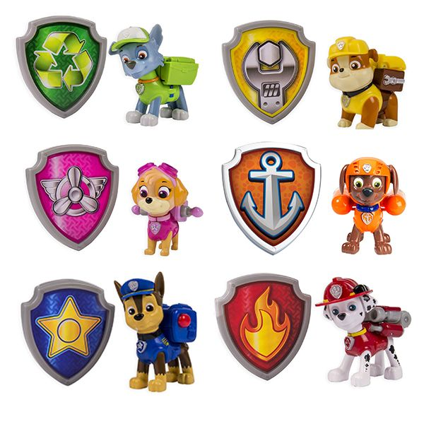 Badge clipart printable. Paw patrol badges related