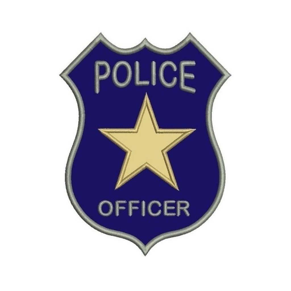 Police for free images. Badge clipart printable