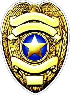 Badge clipart security officer. Professionally made high quality