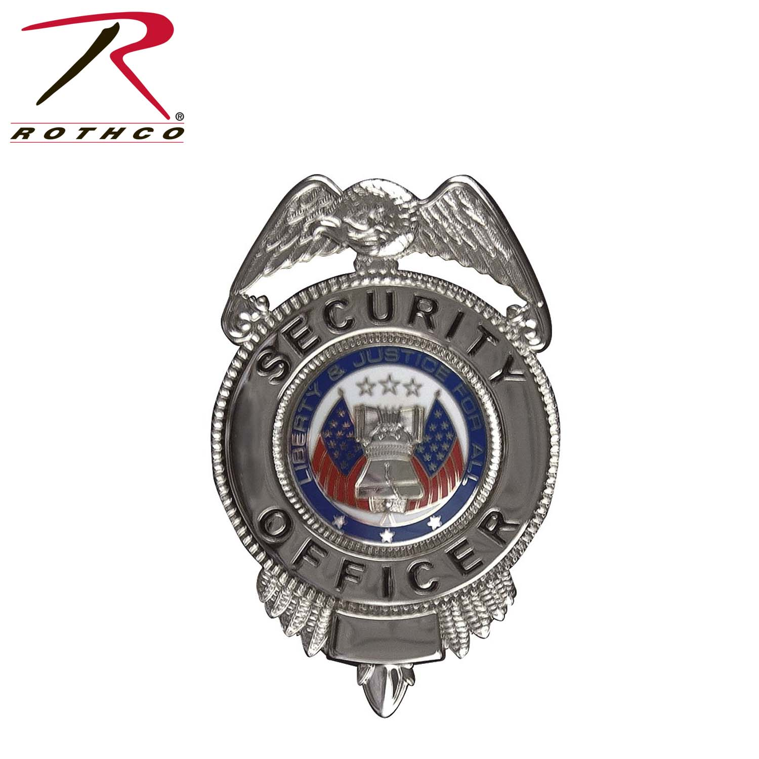 Rothco w flags hr. Badge clipart security officer