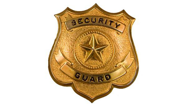 collection of high. Badge clipart security officer