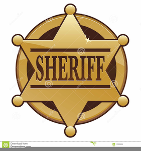 Badge clipart sheriff. Badges free images at