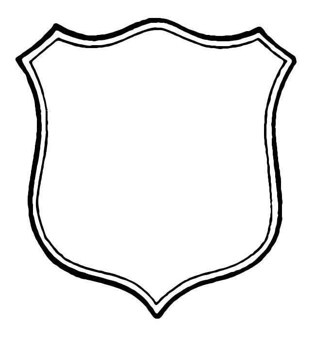 Police free download best. Badge clipart shield