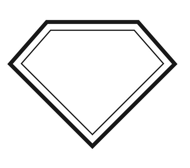 Badge clipart superhero.  best pre k