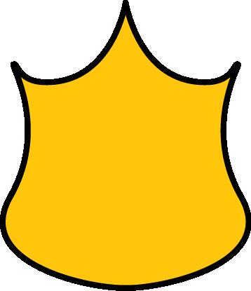 Police clip art image. Badge clipart symbol