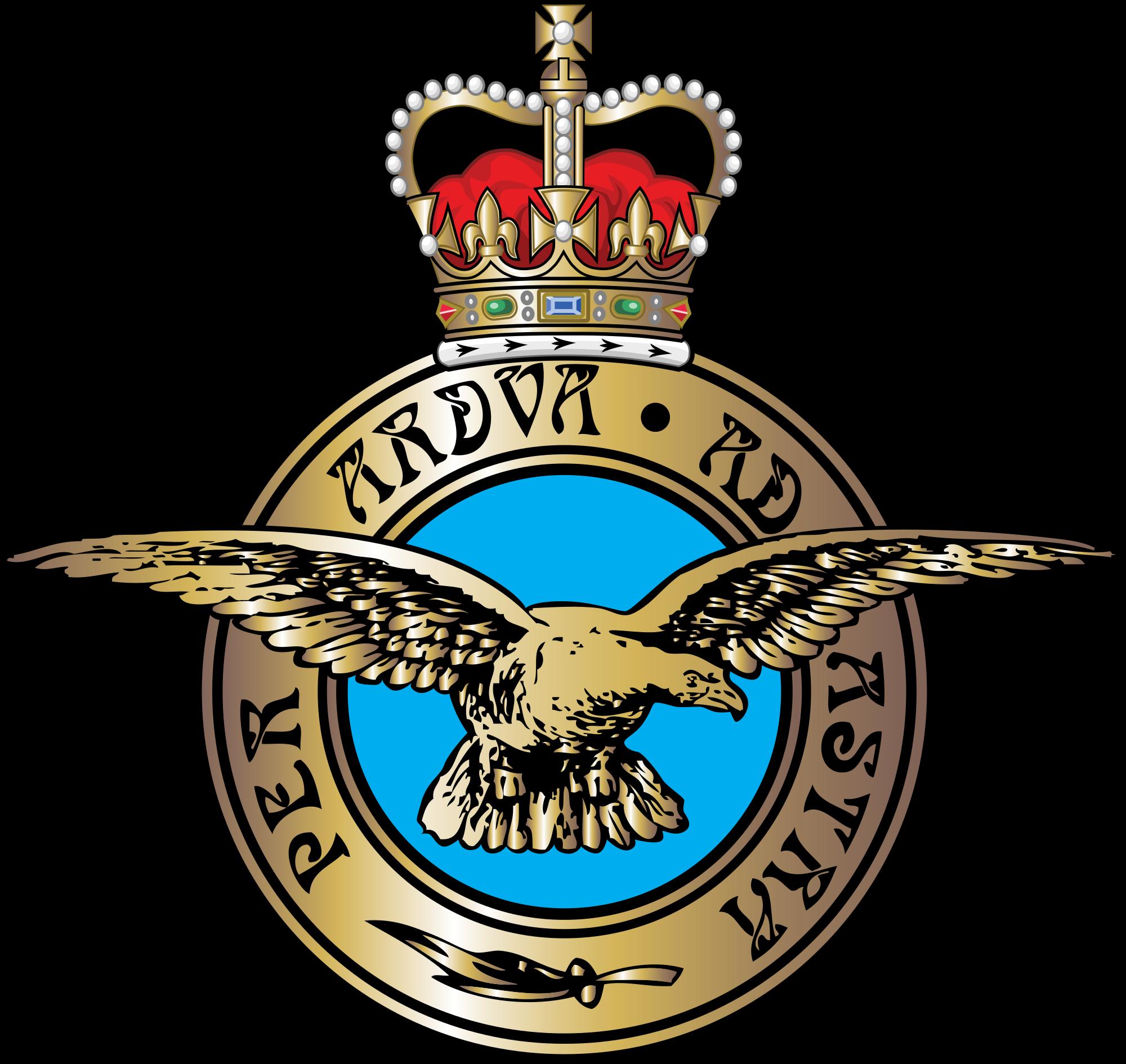 File raf svg wikimedia. Badge clipart symbol