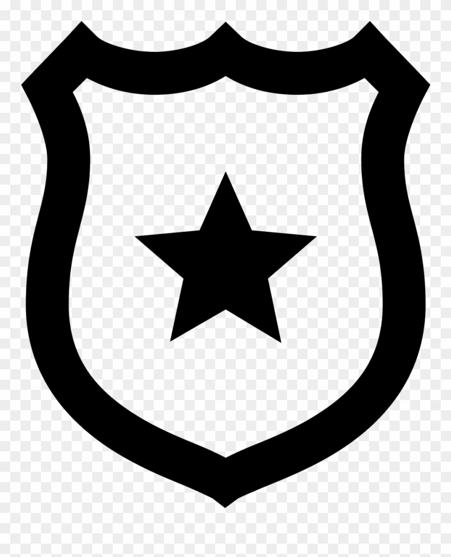 This icon represents a. Badge clipart symbol