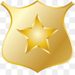 Police officer sheriff clip. Badge clipart transparent background