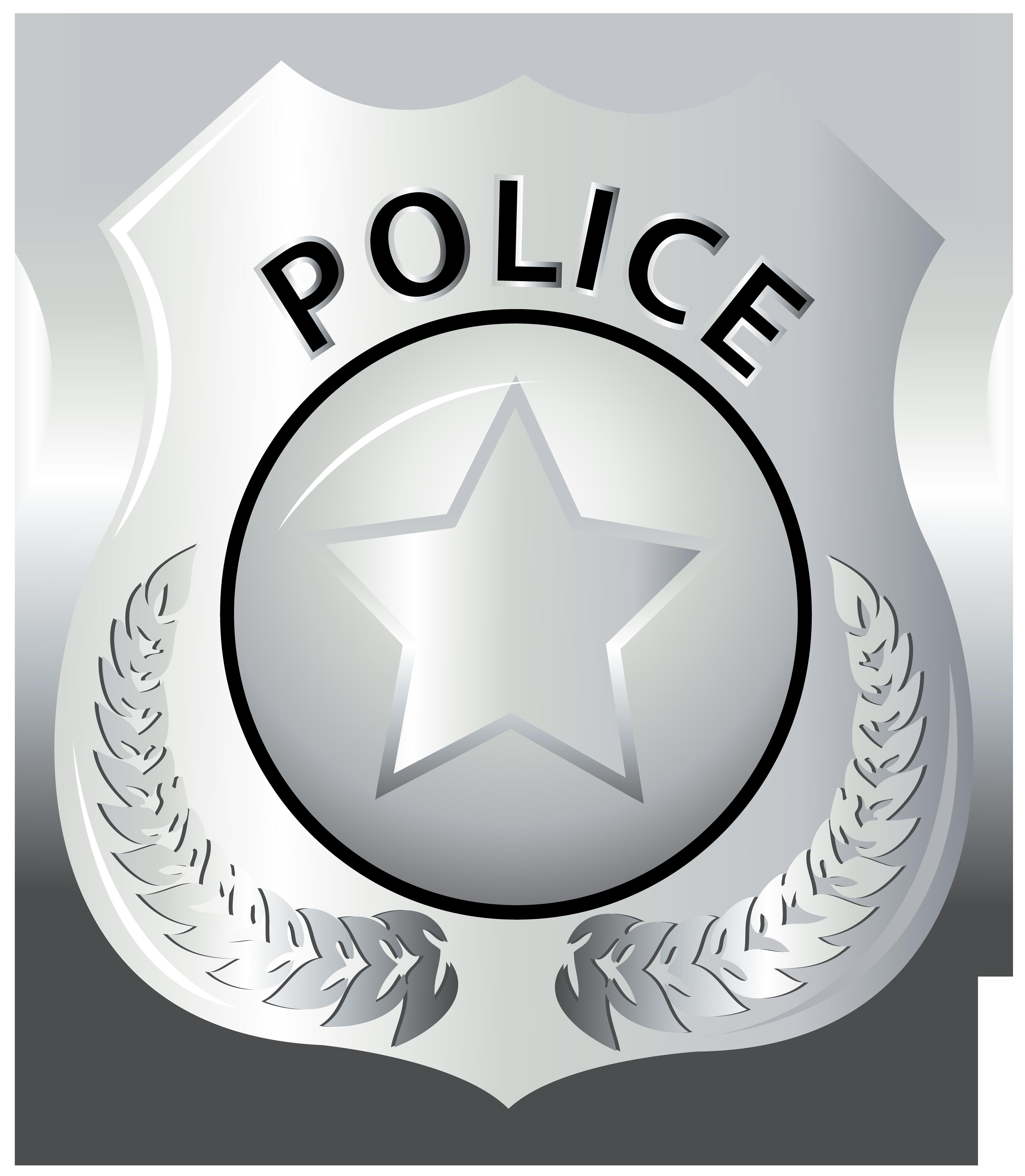 Police png clip art. Badge clipart transparent background