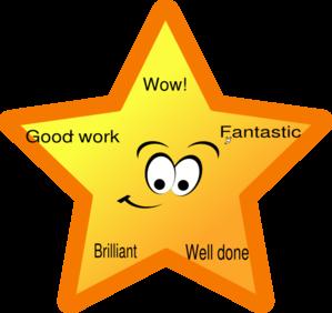 Badge clipart well done. Geekie teacher student reward
