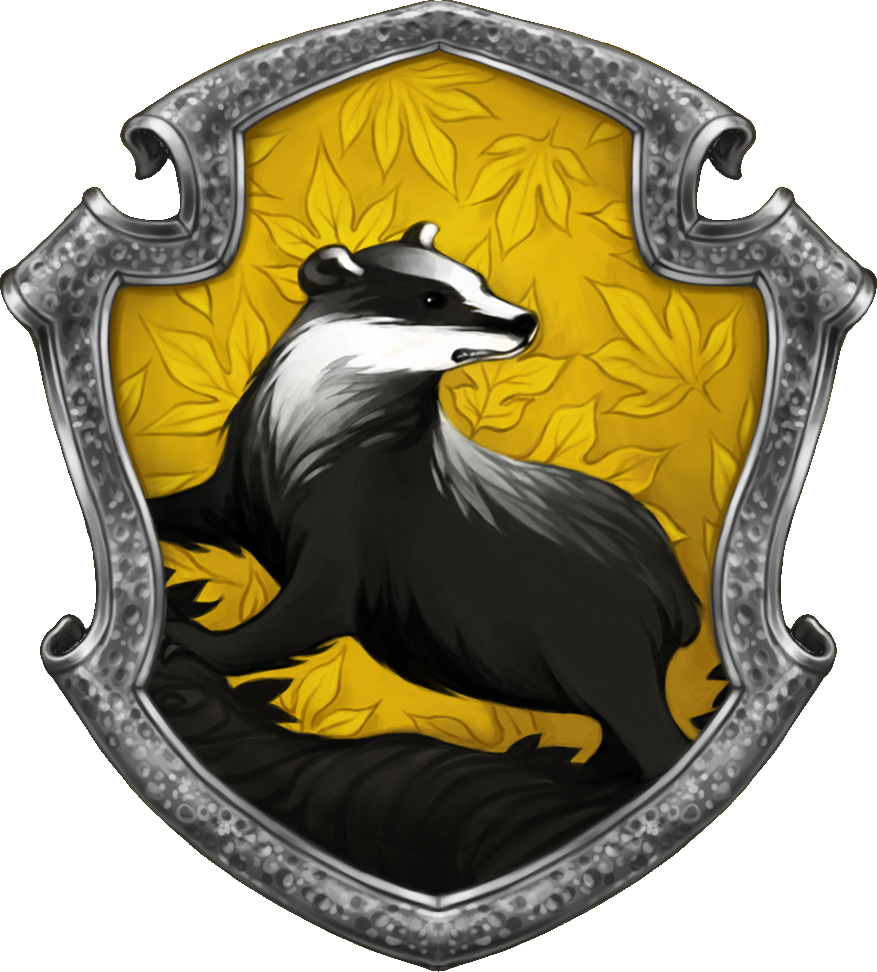clipart shield hogwarts