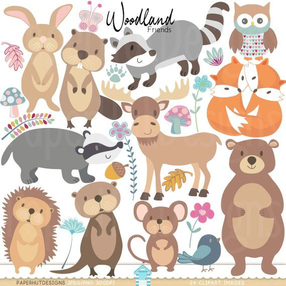 Woodland clipart badger. Pin on child