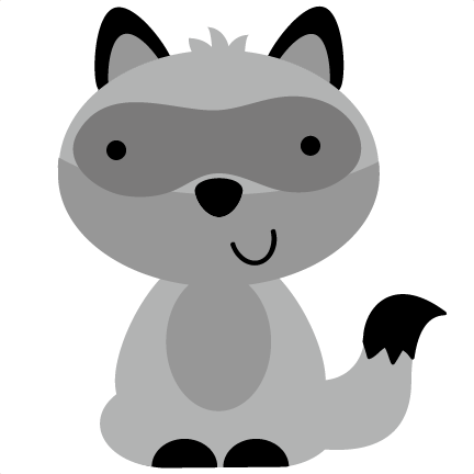 Raccoon panda free images. Racoon clipart animated