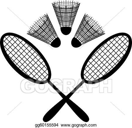 Clip art royalty free. Badminton clipart