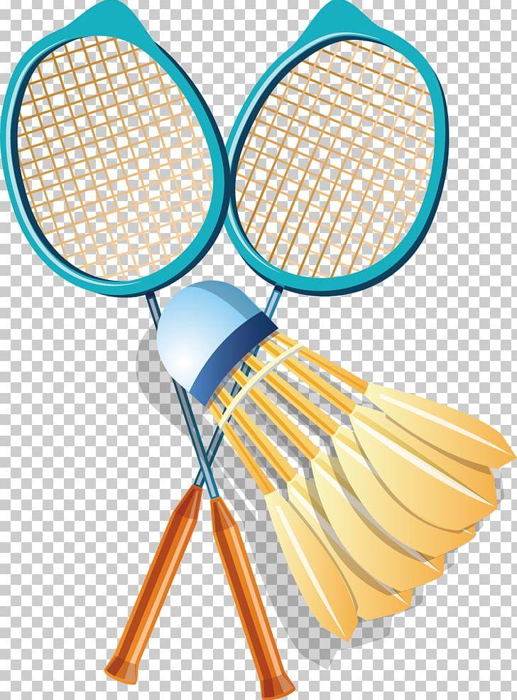 Racket shuttlecock png court. Badminton clipart badmitton