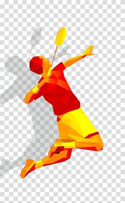 Sport h creative play. Badminton clipart ball badminton