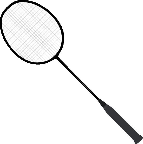 clipart ball squash racket