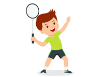 Sports free to download. Badminton clipart gambar