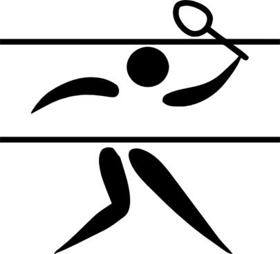 Badminton clipart gambar. Download free images vector