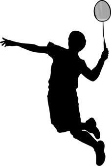 Badminton clipart gambar. Free cliparts women s