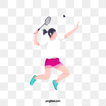 Badminton clipart gambar. Png images vector and