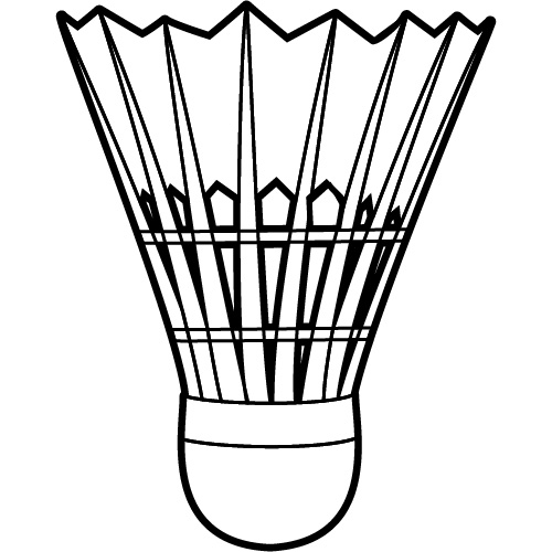 Badminton clipart shuttlecock. Eastpoint sports aluminum set