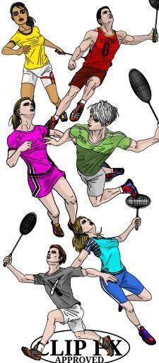 Badminton clipart sport badminton. Sports and school this