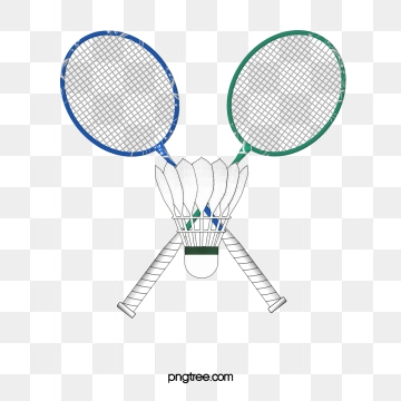 Png vector psd and. Badminton clipart tennis game