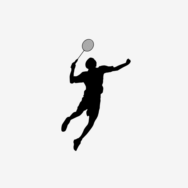 Png images vectors and. Badminton clipart vector