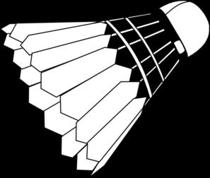 Badminton clipart vector. Clip art at clker