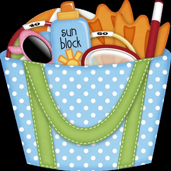 Bag clipart beach bag.  summer pinterest clip