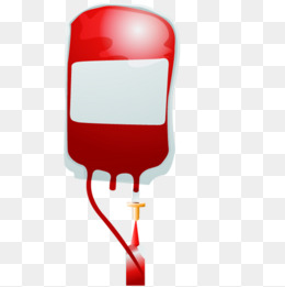 Transfusion of png vectors. Bag clipart blood