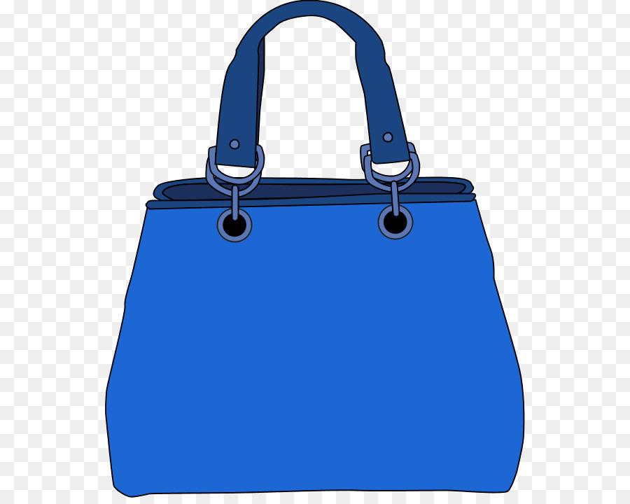 Handbag free content clip. Bag clipart blue bag