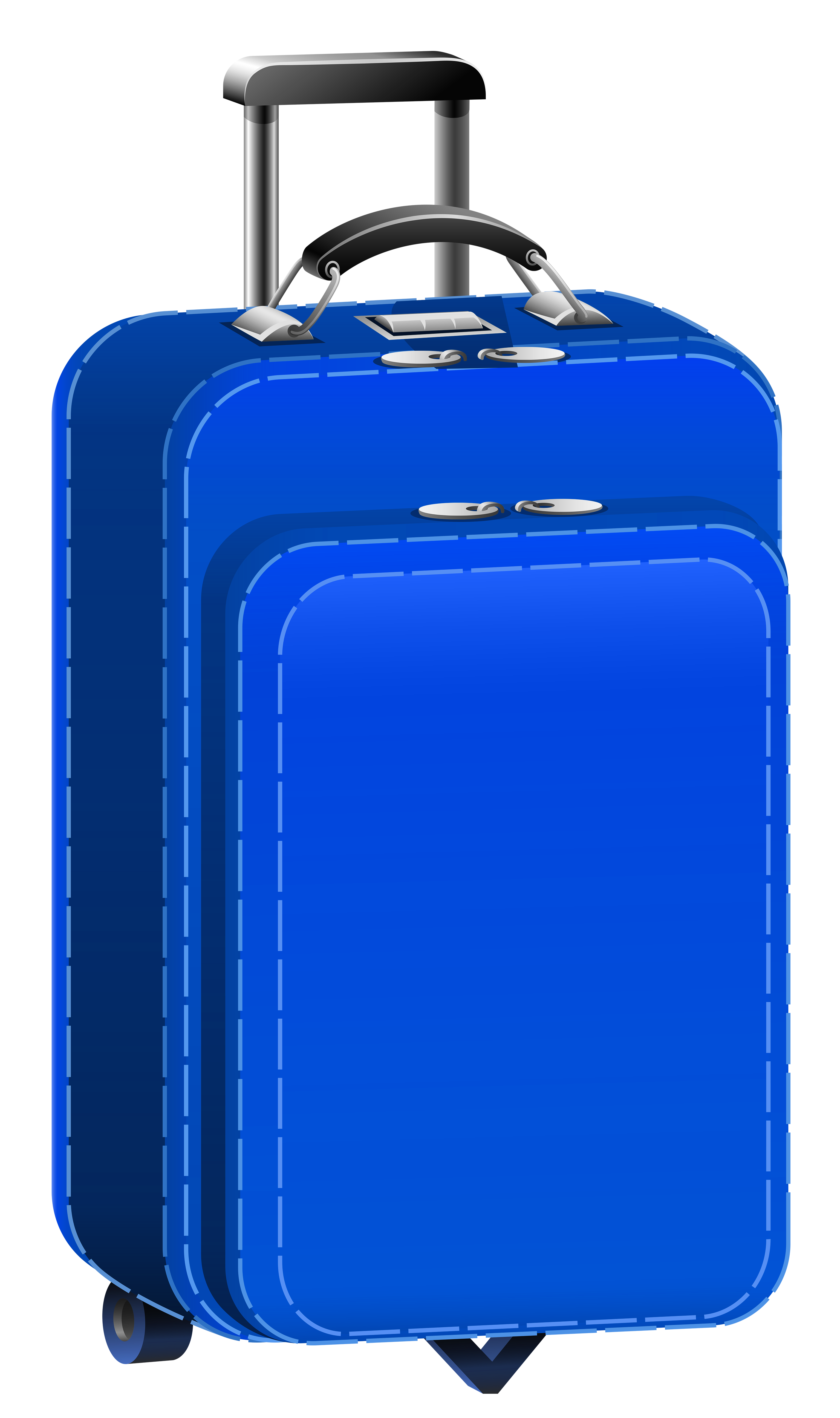 Travel png picture gallery. Bag clipart blue bag