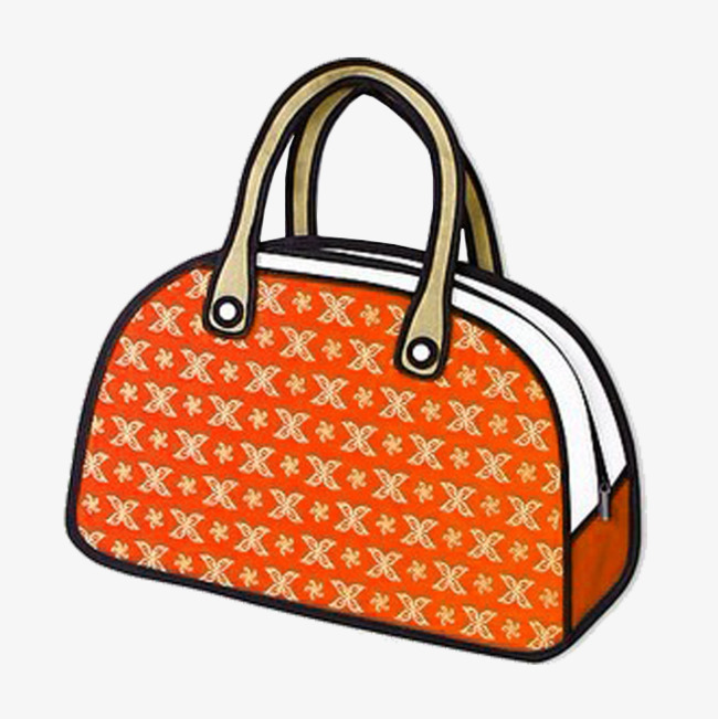 Bag clipart cartoon. Handbags bags lady png