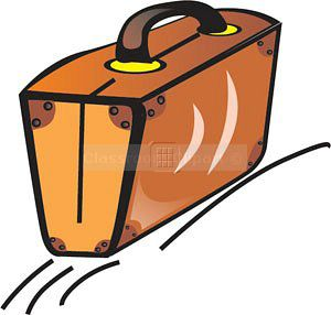 Bag clipart classroom. Travel bagjpg