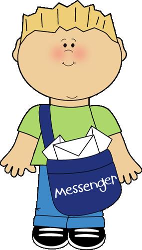 Messenger clip art vector. Bag clipart classroom