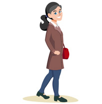 Bag clipart coat. Free fashion clip art