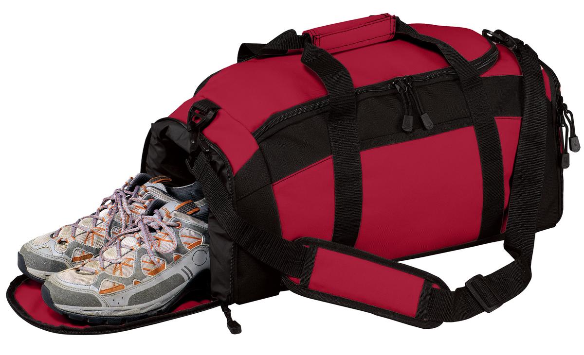 Port authority gym duffels. Bag clipart duffel bag