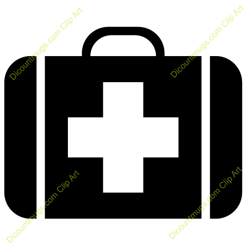 Doctor . Bag clipart file