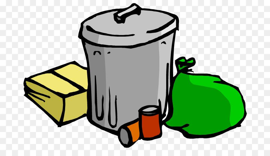 Rubbish bins waste paper. Bag clipart garbage