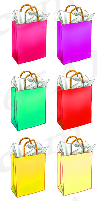 Bag clipart gift.  off shopping clip