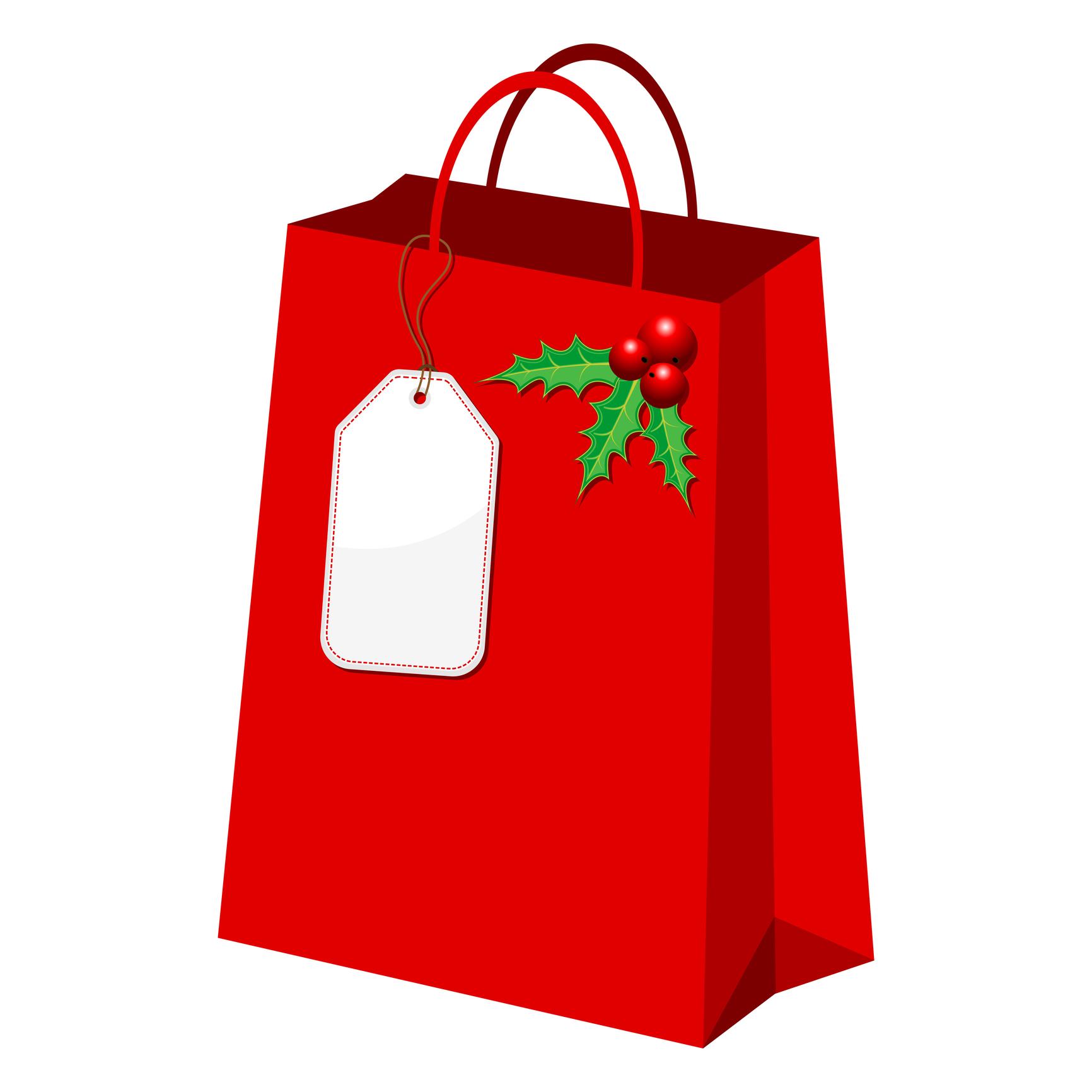 Station . Bag clipart gift