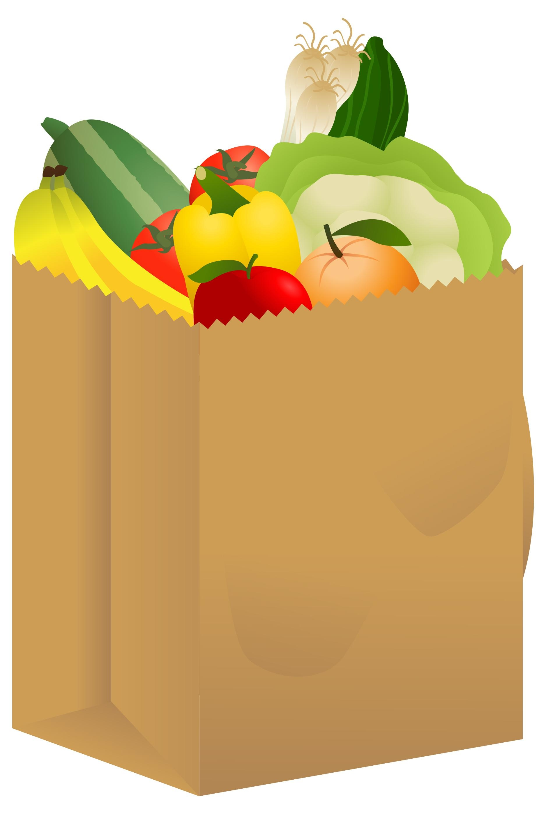 Bag clipart grocery. Unique shopping bags design