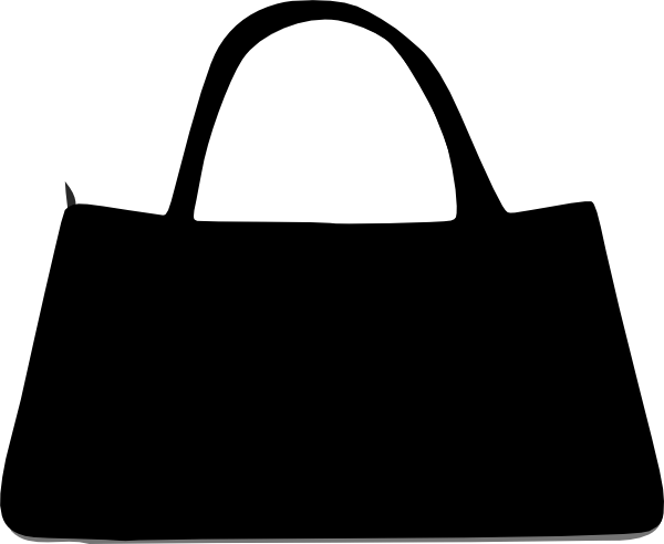 Bag clipart handbag. Free tote cliparts download