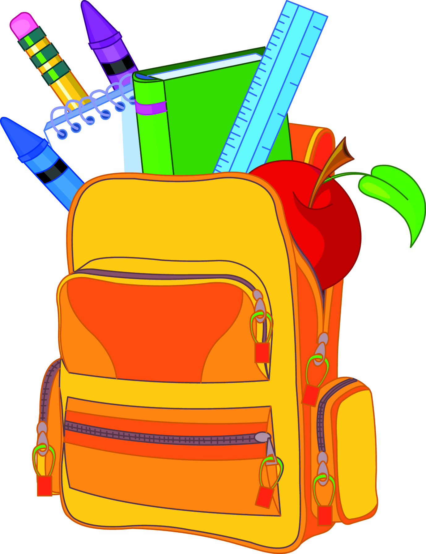 Jpg heaps of. Bag clipart homework